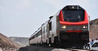 Bakü-Tiflis-Kars Demiryolu Hattında Hedef Çin`
