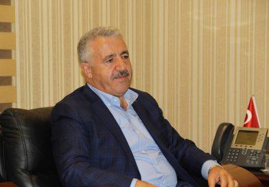 Bakan ARSLAN Açıkladı Döviz Kurlarındaki Dalgalanmalar Ulaşım Fiyatlarına Yansımayacak