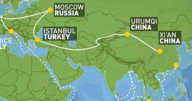 Karayolunu Taşımacılığa Açan Çin, Türkiye'nin Geçiş Belgelerini Teslim Etti