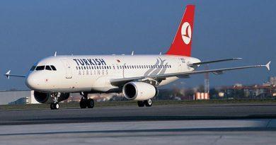 THY. İstanbul Çanakkale Uçuşları Başladı.