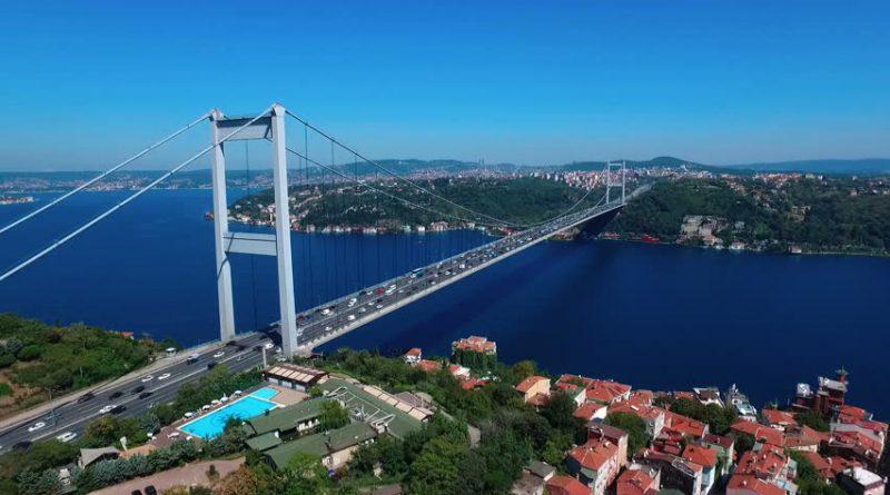 Fatih Sultan Mehmet Köprüsünde, Bakım Ve Onarım Nedeniyle 4 şerit Trafiğe Kapatılacak