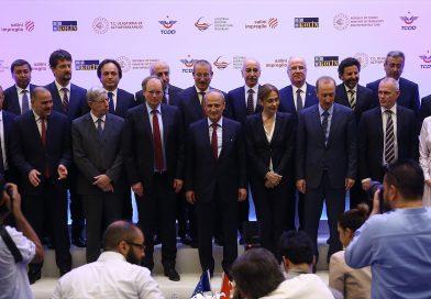Avrupa Ile Yüksek Standartlı Demiryolu Bağlantısı Için Imzalar Atıldı