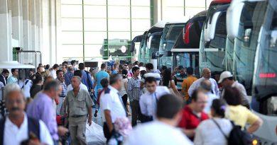Yurtiçi Seyahat Yasağı 1 Haziran Itibarıyla Tamamen Kaldırılıyor.