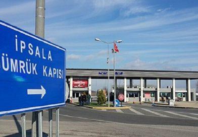 Yunanistan; İpsala (Kipi) Sınır Kapısını 8 Saat Süreyle Kapatıyor.