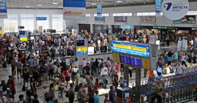 Rus Turistler 25 Şehirden Türkiye'ye Gelecekler
