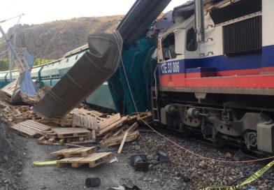 Yozgat Yerköy'de Tren Kazası