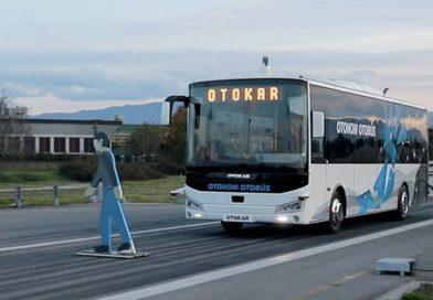 Türkiye'nin Sürücüsüz Otobüsü OTOKAR Testleri Başarıyla Geçti.